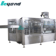 Beyond Carbonated Balanced Pressure Filling Machine