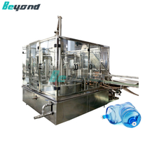 Beyond SUS304 Materail 1200bph 5gallon Filling Machine