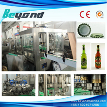 Beyond Beer Filling Production Line