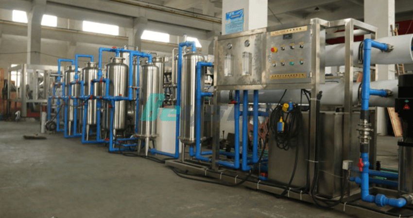 Beyond Mineral Water Production Line
