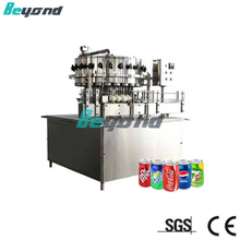 Beyond Beer Can Filling Seaming Machine