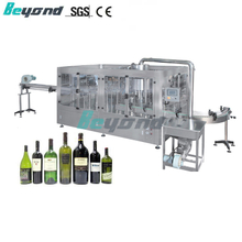 Beyond Automatic Beer Triblock Filling Machine for Glass Bottle [PXDGY16-12-6]