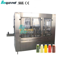 Beyond Juice Beverage Filling Machine RCGF16-12-6 Model