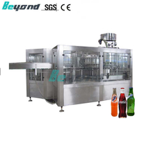 Beyond Beer Filling Machine [PXDGY40-40-10]
